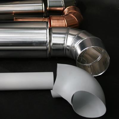 tubi curve alluminio pvc rame acciaio